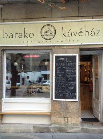 Barako Cafe