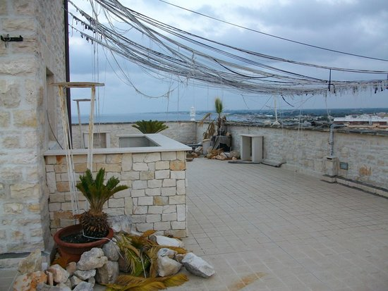 San Martin Hotel : Roof Garden 1