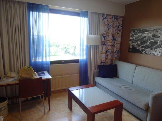 Hotelli Cumulus Koskikatu : 部屋