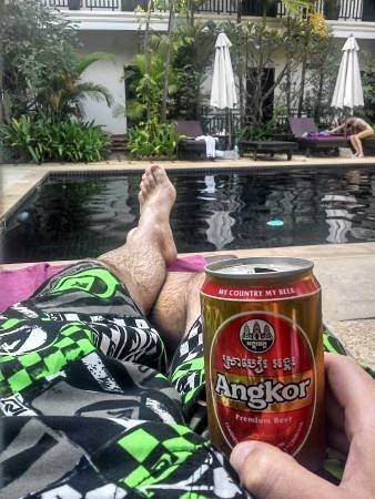 Angkor RF Boutique Hotel: Dyna Pool