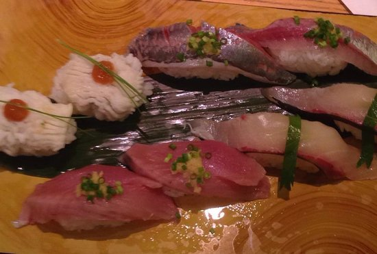 Umegaoka Sushi No Midori Shibuya Atre Kichijoji