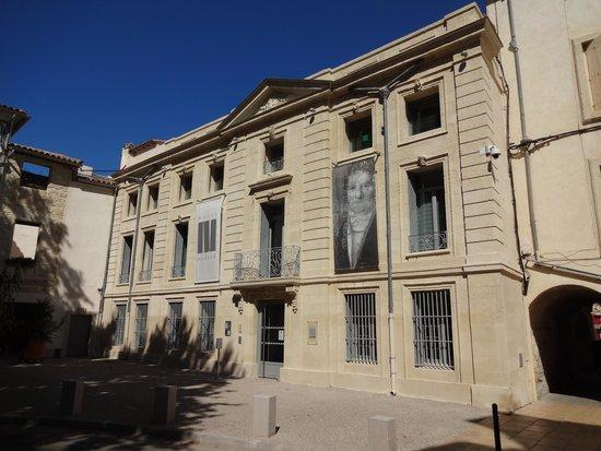 Musée Médard, Lunel, France.