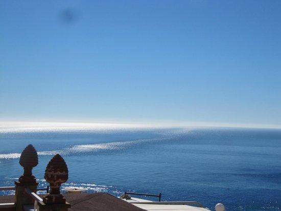 Crystal Sea: panorama vista mare