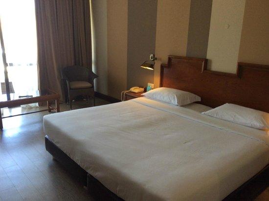 Enotel Quinta do Sol : Vista de la habitación. Foto: Elo Durán