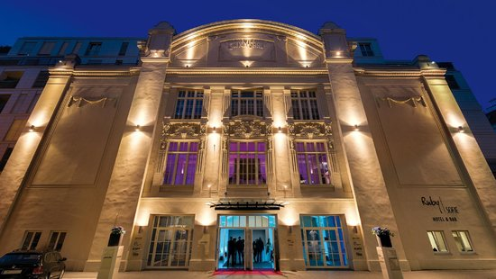 Ruby Sofie Hotel Vienna: Außenansicht