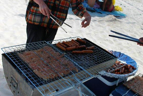 Welcome Jomtien Beach Hotel: наш обед на морском сафари