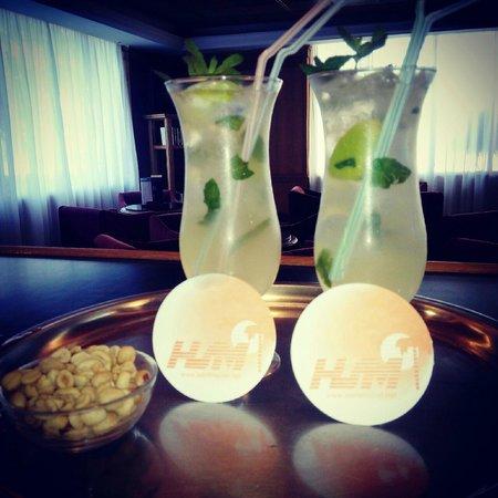 Cocktails at HSM Venus Playa