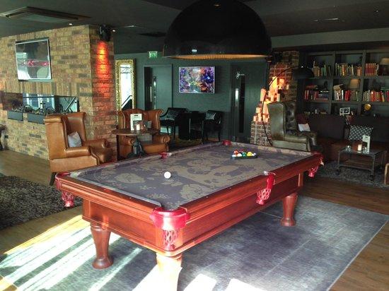 pentahotel Birmingham: First Floor Pool Area