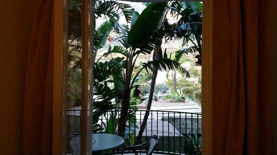 Hotel Parco Maria Terme : balcone camera