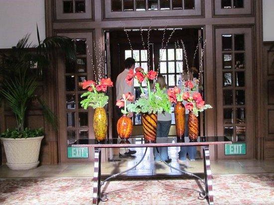 The Ritz-Carlton Reynolds, Lake Oconee: Entrance