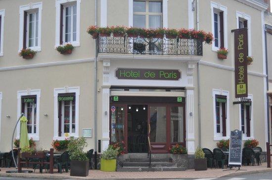 Hotel De Paris  Ef Bf Bd Jaligny Sur Besbre