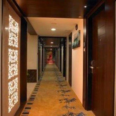 BluPetal - A Business Hotel : Nice Ambience!