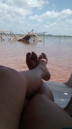 José de Freitas, PI: Só relaxando...