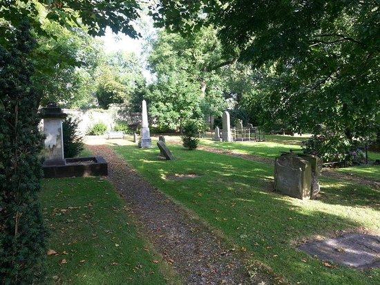 Clifton Street Graveyard