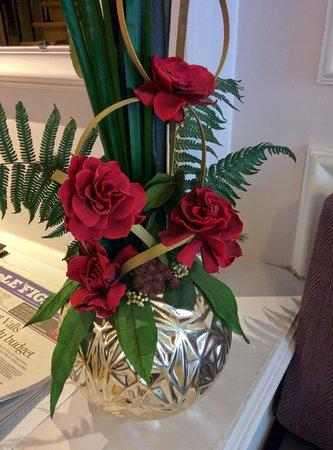 Hotel de Sevigne : Roses