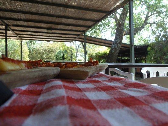 Ristorante La Stalla: primi piatti
