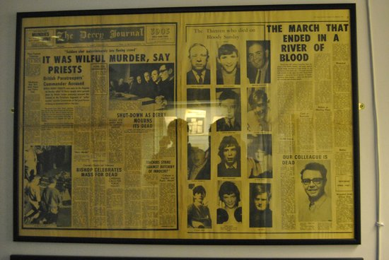 Museum of Free Derry: .