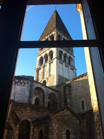 """La Tour du Tresorier: Vista dalla stanza """"la Tour"""""""