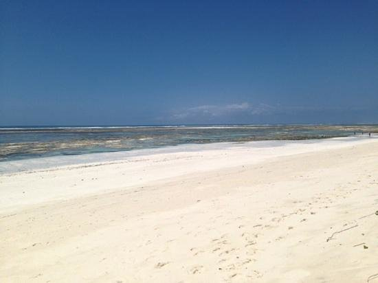 The Maji Beach Boutique Hotel: blissful beach