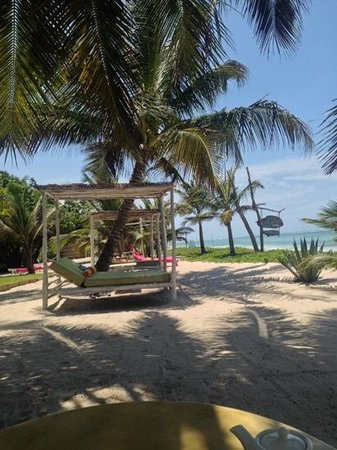The Maji Beach Boutique Hotel: what else to do