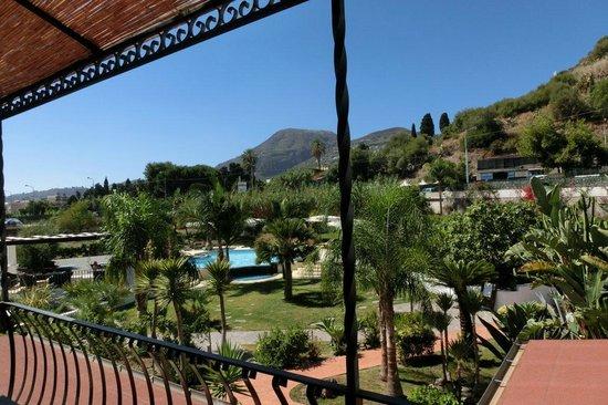 Residence Hotel La Giara : Vista dal balcone