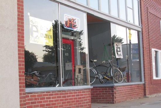 Emporia, KS: Shop Front