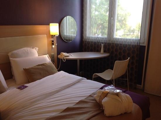 Mercure Mulhouse Centre: privilege room 114