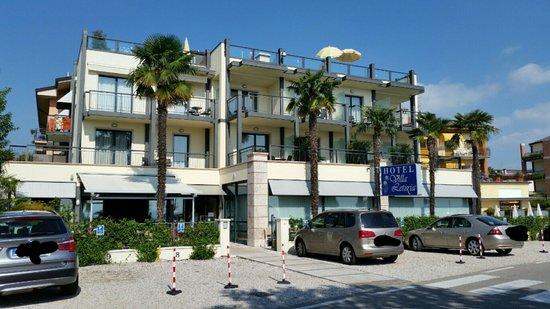 Hotel Villa Letizia: Hotel