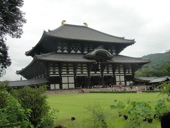 Todaiji Temple - Picture of Todai-ji Temple, Nara ...