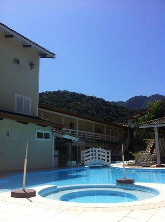 Ciribai Praia Hotel: Vista Piscina