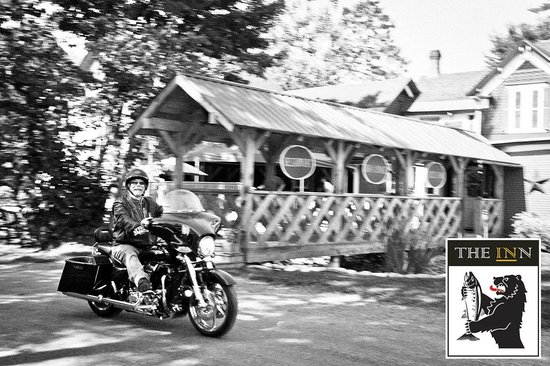 The INN : Ron from the Freedom Chapter of Ottawa Harley Owners