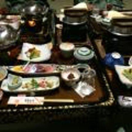 Fuji Hotel : 料理