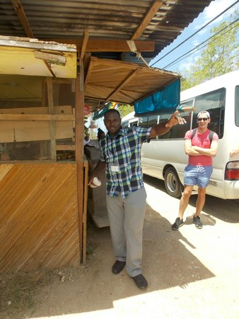 Ricardo Riley Our Great Tour Guide Picture Of Liberty Tours - Liberty tours jamaica