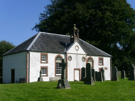 Glendaruel, UK: Kilmodan Church