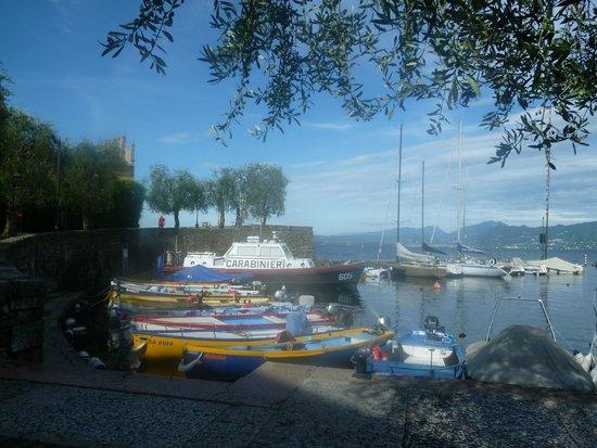 Hotel del Porto: Bord du lac en plein centre à 5 mn à pied