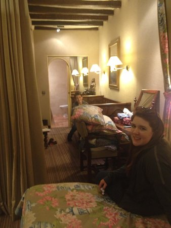 Left Bank Saint Germain : Picture of the room