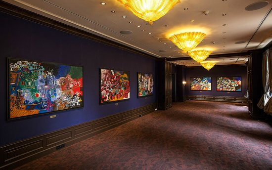 Le palais art hotel prague prag tjekkiet hotel for Hotel galileo prague tripadvisor