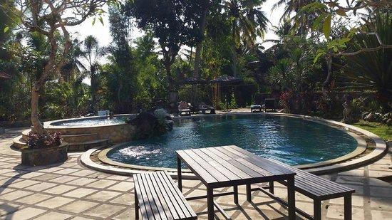 Anini Raka Resort & Spa: Piscine