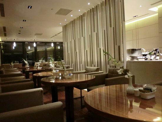 Hotel Nikko Saigon: ニッコークラブラウンジ