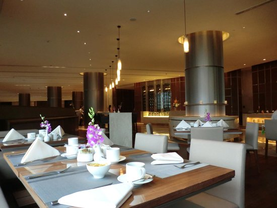 Hotel Nikko Saigon: ラ・ブラッセリー(レストラン)