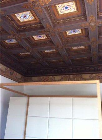 Palazzo Montemartini: my room..