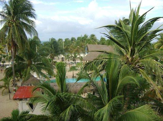 Hotel Posada Del Mar: Otra vista desde el balcón