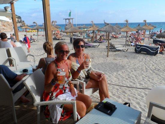 Blue Bay Hotel Cala Mayor Beach Bar