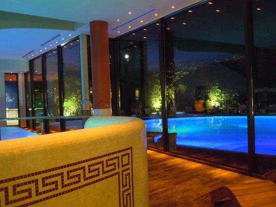 Villa Nicolli Romantic Resort: SPA molto bella!