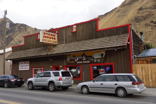 Seven Devils Steakhouse and Saloon