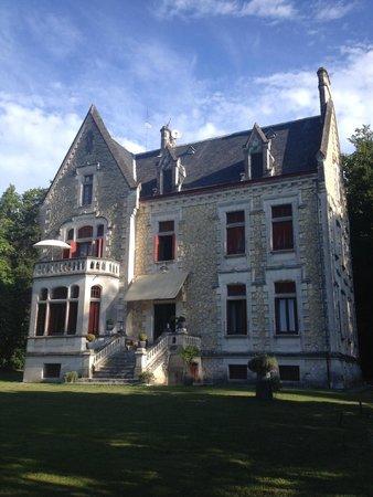 Chateau La Thuiliere : le chateau