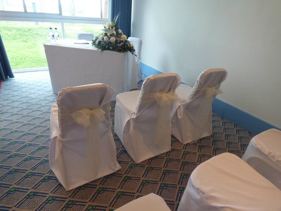 Langstone Hotel: Marriage Room
