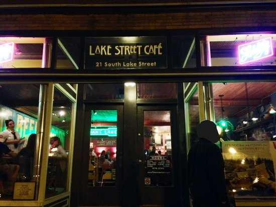 Lake Street Cafe: Street View