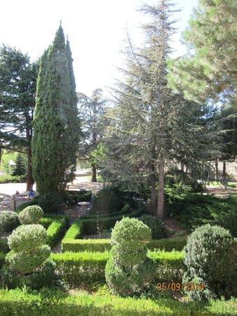 Parador de Avila : Jardín