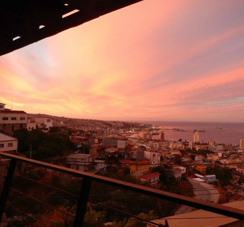 Casona Chilekatessen : My balcony
